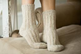 Носки шерстяные N3-14