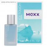 Туалетная вода MEXX, Ice Touch, женская, 15 мл