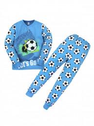 Пижама теплая для мальчика БТ340-1