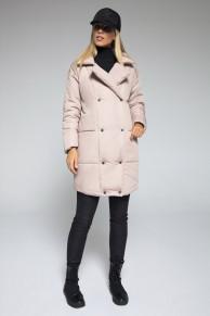 куртка LaVeLa Артикул: L70006 пудровый