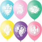Воздушные шарики - Принцессы
