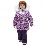 Комплект зима А 01-15 RUSLAND фиолетовый (Россия) (мембрана)