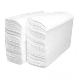 Бумажные полотенца, однослойные, 250 листов (8 пачек)