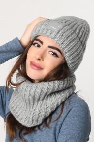 Набор шапка-шарф 31910