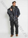 Куртка Snow Headquarter А-8191, Темно-серый