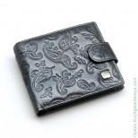 Маленький женский кожаный кошелек Sergio Valentini СВ 8099-0