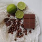 Масляная массажная плитка «Шоколад»
