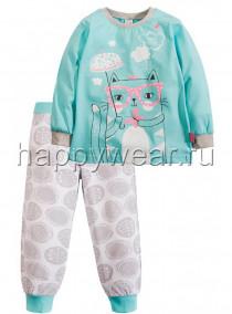 Пижама для девочки Crockid