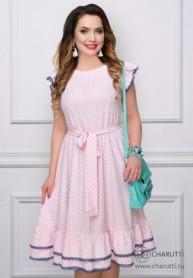 Платье Влюбленная фея (нежный пинк)