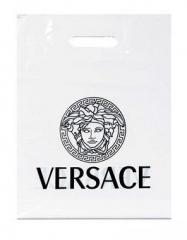 Пакет полиэтиленовый Vercace (белый 30х40 см)