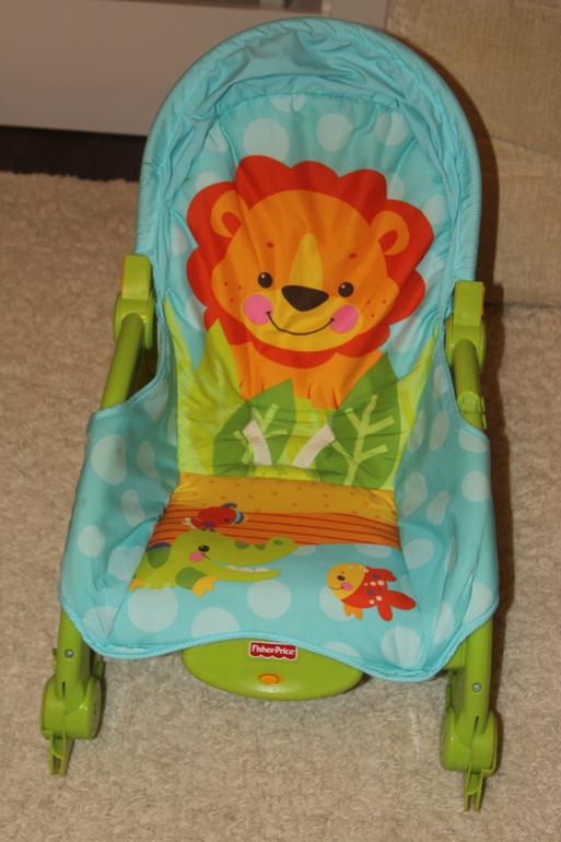 Кресло-качалка Веселый львенок