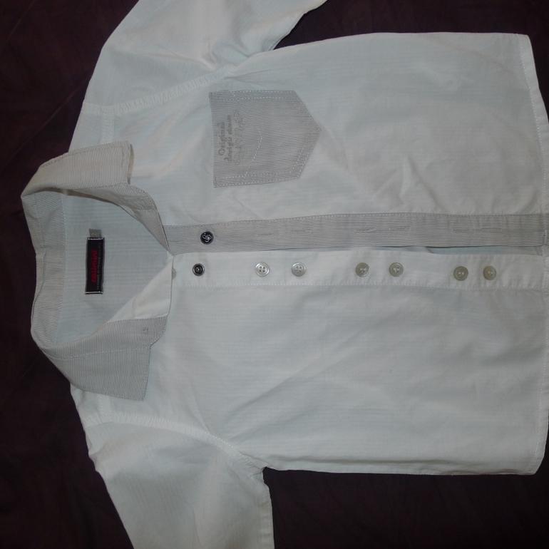 catimini  рубашка  на  2г  на  мальчика  1000р
