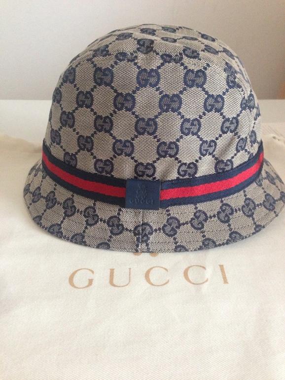 Gucci!!! Панама S, 48-50, 3900 руб
