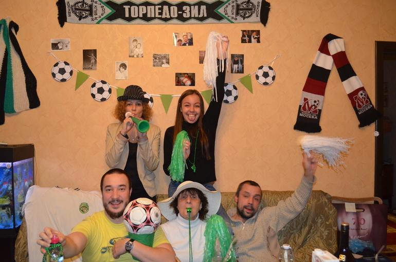 Конкурсы футбольные вечеринка