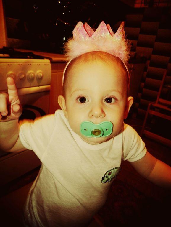 Моя принцесса, 24.12.2013