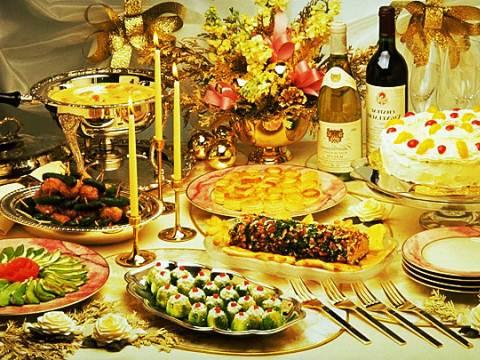 Что приготовить на праздник в домашних условиях