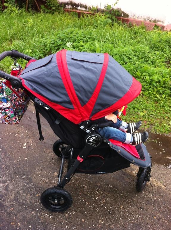 Baby jogger city mini gt отзывы