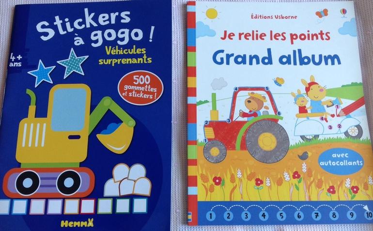 Развивающие книжки для мальчиков- из Франции