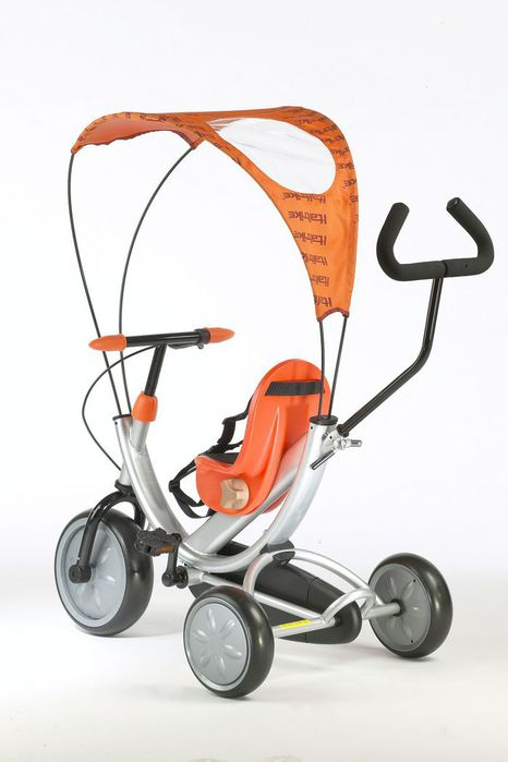 Трехколесный велосипед italtrike oko б/у