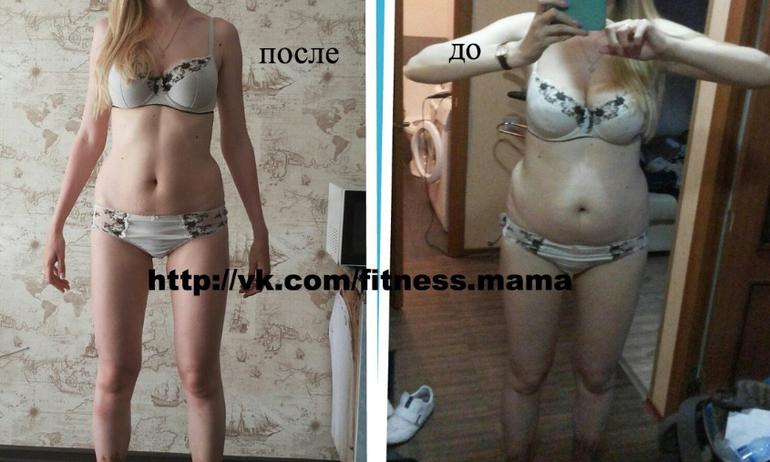 Убрать жир в области живота