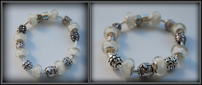 Кожаные и серебряные браслеты с шармами под Пандору для нас любимых и деток) Все В НАЛИЧИИ!