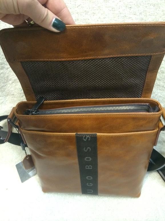 ᐈ Брендовые мужские сумки купить итальянские мужские