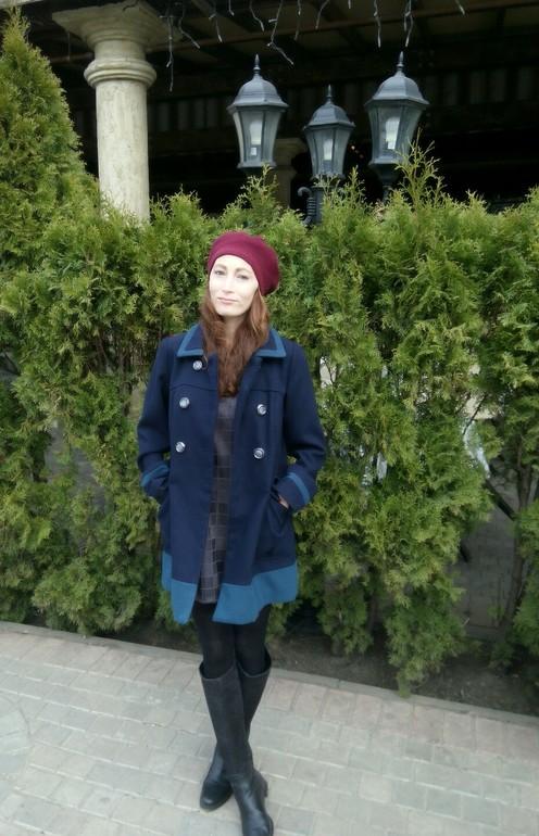 Как сделать фото как старое пальто