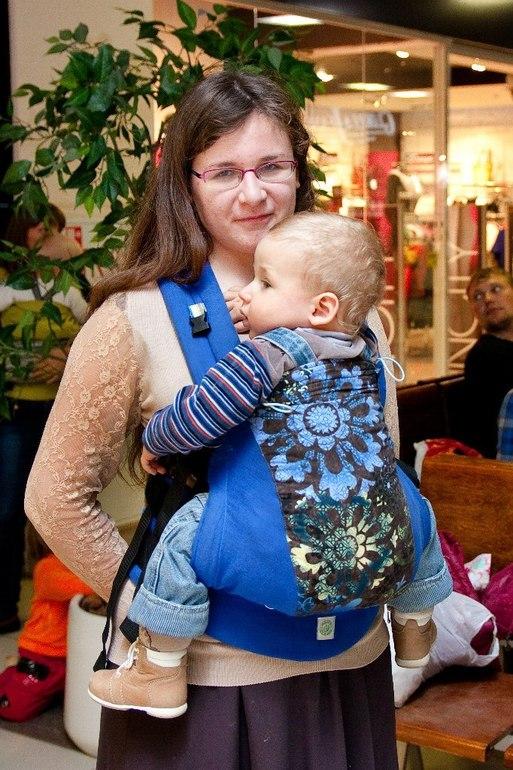 Слинг рюкзак алое сумка - тележка и рюкзак