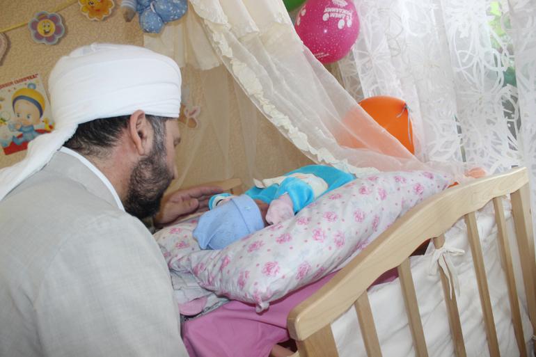 Поздравление новорожденным в исламе 77