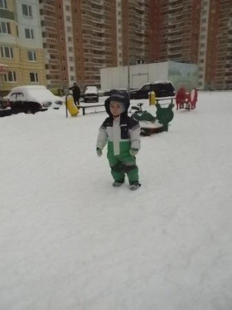 Дедушка подарил комбез))