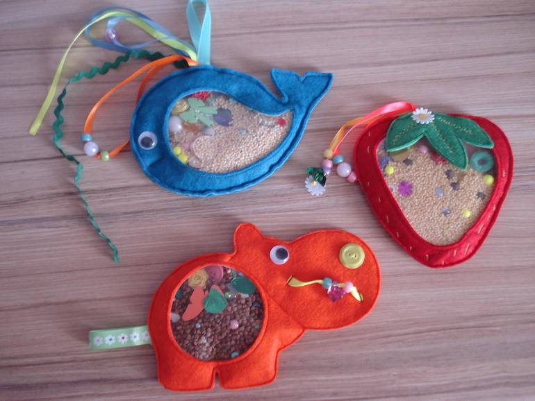 Развивающие игрушки ребенку мастер класс