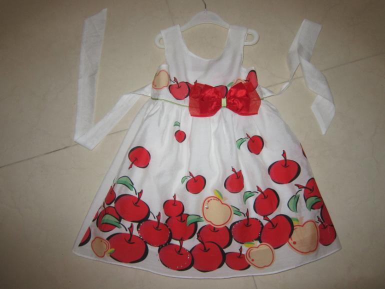 Очень яркое платье ) и нежная блуза ))) Качественный Китай