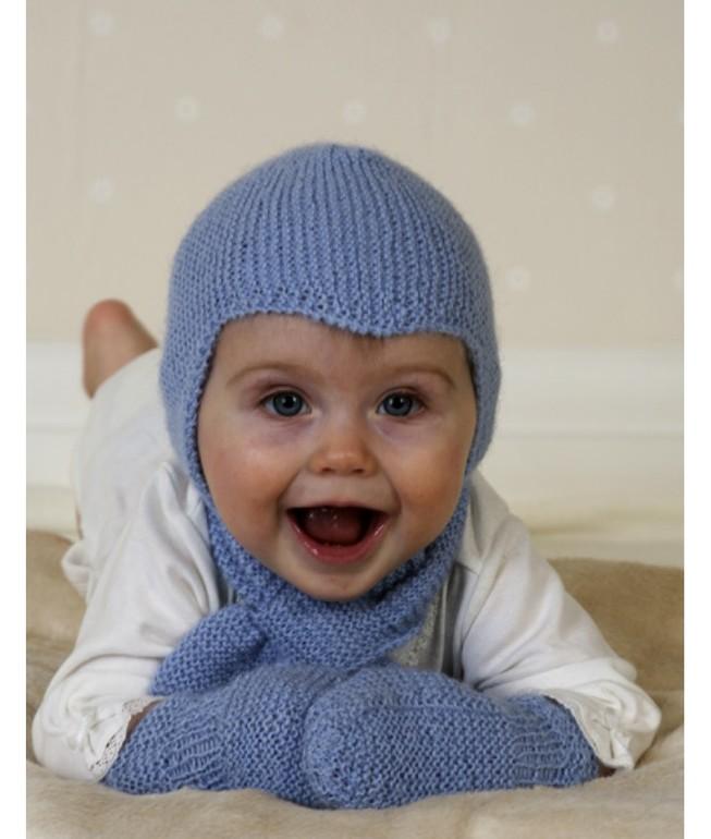 Варежки для детей до года.
