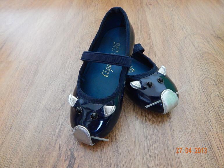 Туфельки-мышки