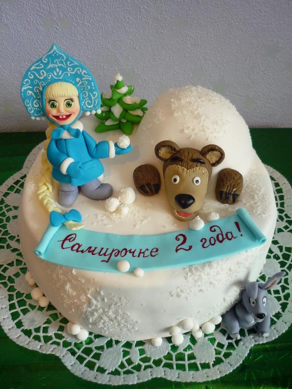Маша и медведь 123 серия - b06c1