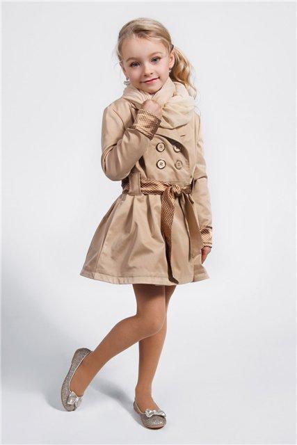 Верхняя одежда для девочки