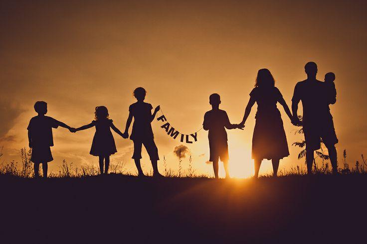 Ищу большую семью!