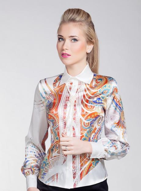 Роскошные блузки