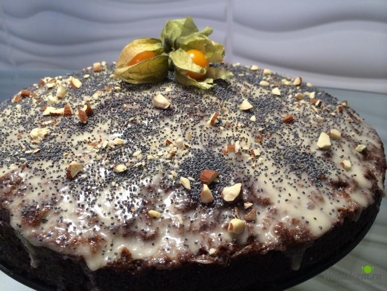 Сумасшедший пирог «Crazy cake»