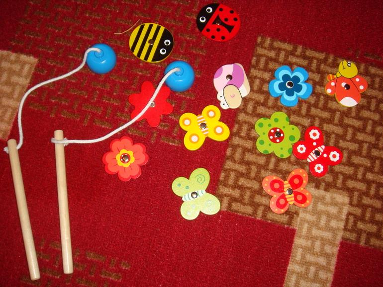 игрушка ловля бабочек