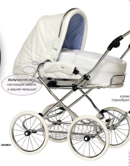 Ребята! Кто заказывал коляски Hesba с Германии?