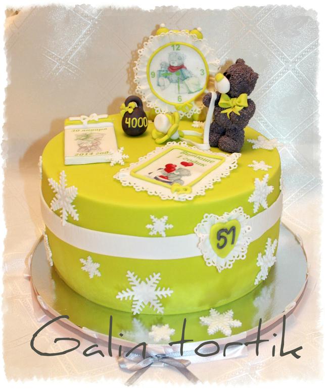 Маракайбо торт фото 4