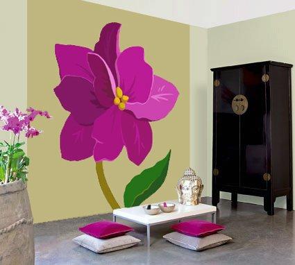 Художественная роспись стен!
