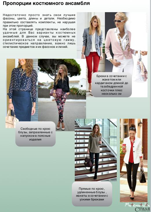 Модный журнал статьи
