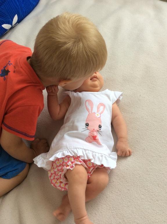 1 месяц нашей крошке!
