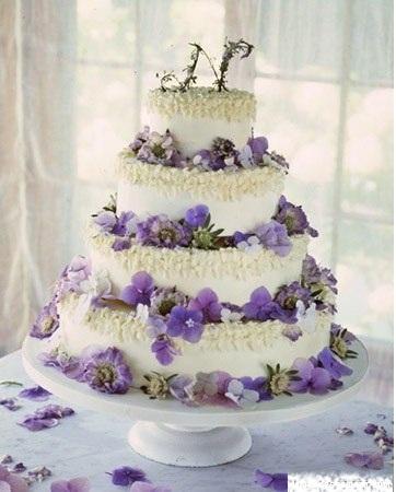 Свадебный торт 3 яруса