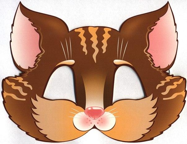 Уши зайца для маски