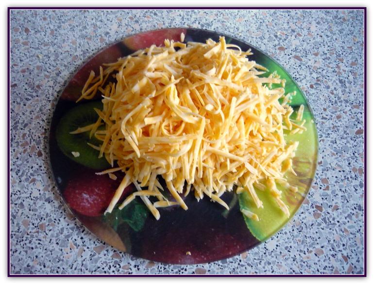 Мексиканская тортилья с начинкой