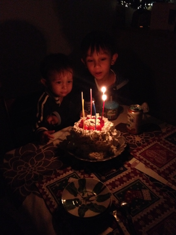 Фото  сыночков