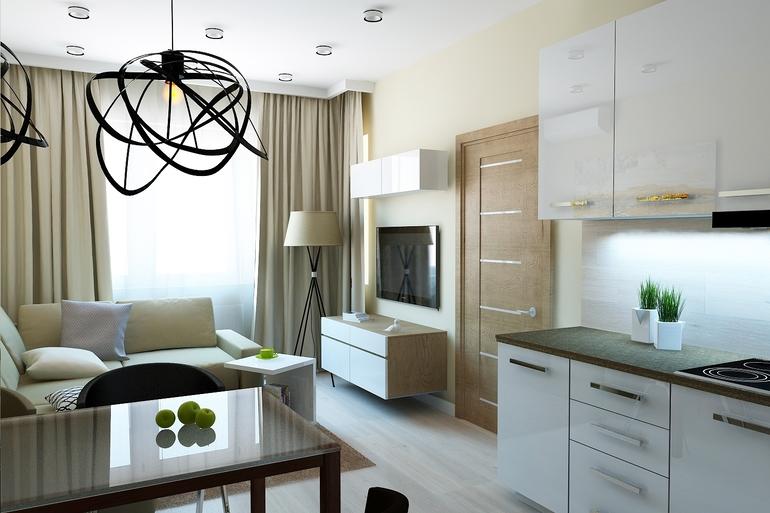 Ремонт квартиры дизайн фото варианты обои